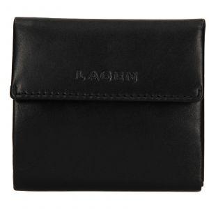 Dámská kožená peněženka Lagen Aneta – černá