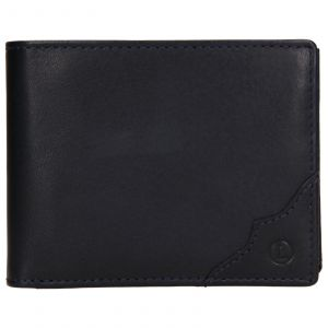 Pánská kožená peněženka Lagen Milan – modrá