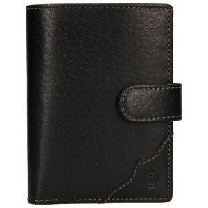 Pánská kožená peněženka Lagen Antonín – černá