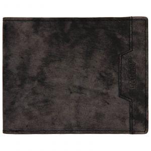Pánská kožená peněženka Lagen Jiří – černá