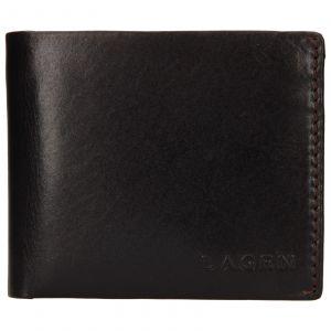 Pánská kožená peněženka Lagen Dalimil – hnědá