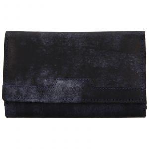 Dámská kožená peněženka Lagen Peria – modrá