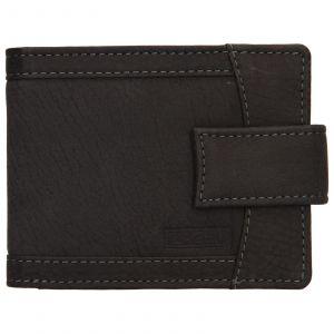 Pánská kožená peněženka Lagen Jack – černá