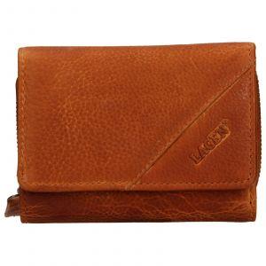 Dámská kožená peněženka Lagen Norra – hnědá