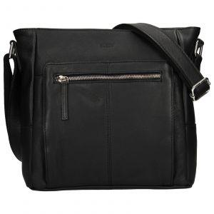 Dámská crosbody kabelka Lagen Esmé – černá