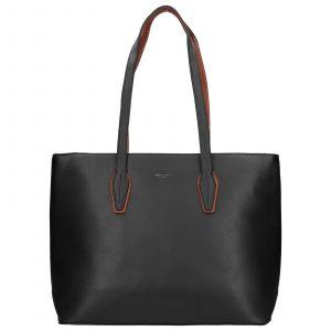 Dámská kabelka David Jones Melinda – černá