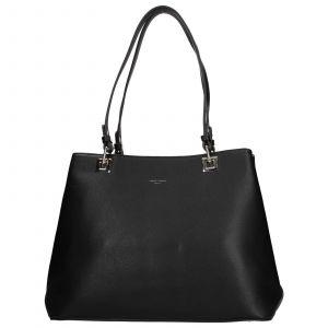 Dámská kabelka David Jones Daisy – černá