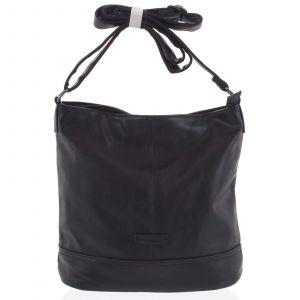 Dámská crossbody kabelka černá – Enrico Benetti Lace černá