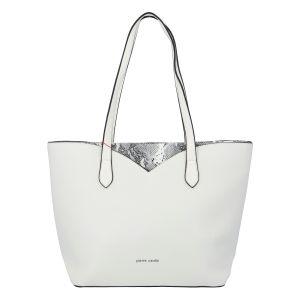 Dámská kabelka přes rameno bílá – Pierre Cardin Nicola bílá