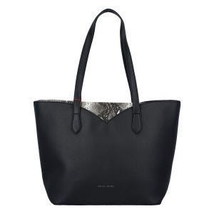 Dámská kabelka přes rameno černá – Pierre Cardin Nicola černá