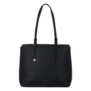 Dámská kabelka přes rameno černá – Pierre Cardin Katriel černá
