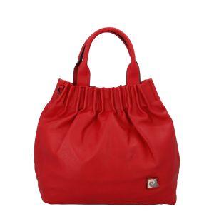 Dámská kabelka červená – Pierre Cardin Jody červená