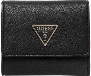 Guess Dámská peněženka Kirby Slg Small Trifold SWVG78 72430 black-bla