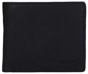 Lagen Pánská kožená peněženka blc/4719/220 Navy