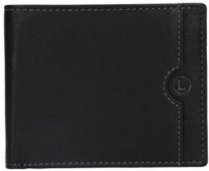 Lagen Pánská kožená peněženka blc/4231/219 Black