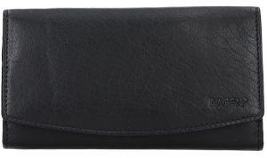 Lagen Dámská kožená peněženka v-14 Black