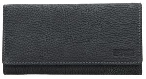 Lagen Dámská kožená peněženka v-13/w Black