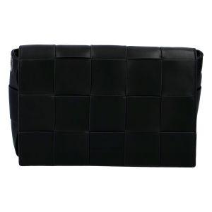 Dámské módní psaníčko černé – Marco Tozzi Zina černá