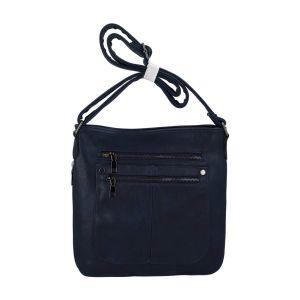 Dámská crossbody kabelka tmavě modrá – Romina Sara modrá
