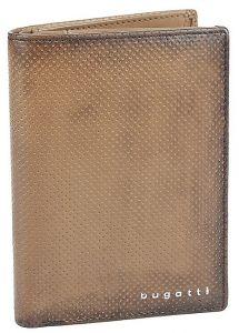 Bugatti Pánská kožená peněženka 49397102 Brown