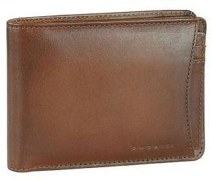 Bugatti Pánská kožená peněženka 49322807 Cognac