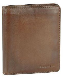 Bugatti Pánská kožená peněženka 49322607 Cognac