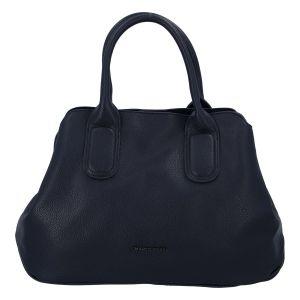 Dámská módní kabelka tmavě modrá – Marco Tozzi Zulu tmavě modrá