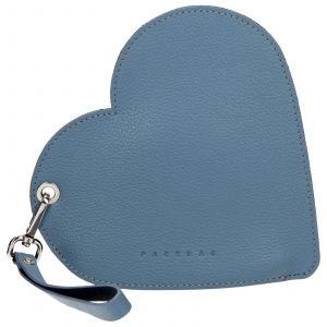 Trendy kožené psaníčko Facebag Love – modrá