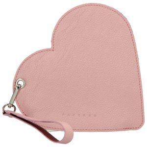 Trendy kožené psaníčko Facebag Love – růžová