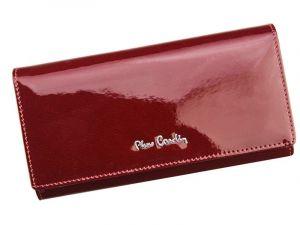 Dámská kožená peněženka Pierre Cardin Nicol – červená