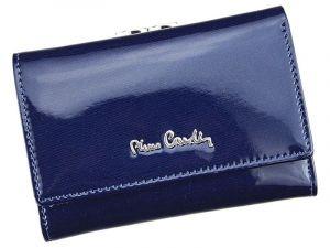 Dámská kožená peněženka Pierre Cardin Patricia – modrá