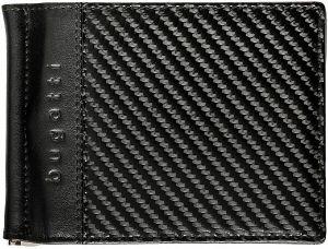 Bugatti Pánská kožená peněženka 49220601 Black