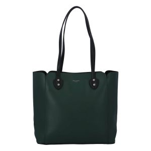 Dámská kabelka David Jones Helga – zelená