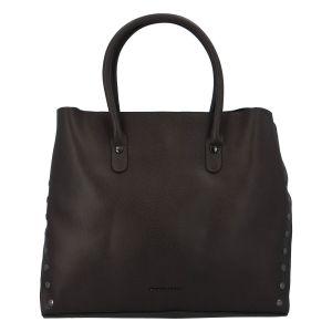 Dámská luxusní módní kabelka taupe – Marco Tozzi Diamond taupe