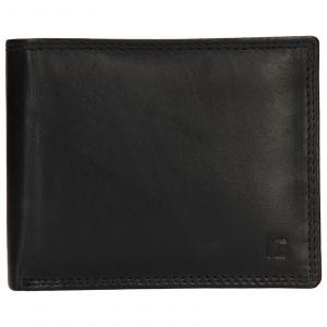 Pánská peněženka Marina Galanti Pavol – černá