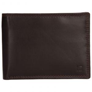 Pánská peněženka Marina Galanti Petr – hnědá