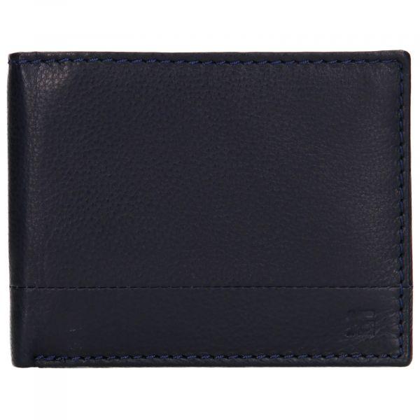 Pánská peněženka Marina Galanti Petr – modrá