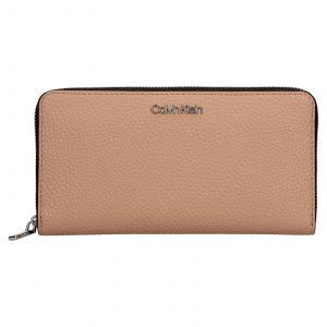 Dámská peněženka Calvin Klein Ursita – růžová