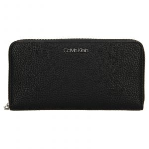 Dámská peněženka Calvin Klein Ursita – černá