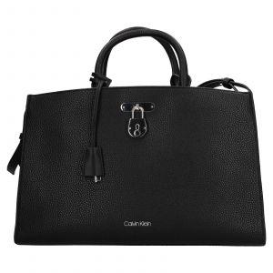 Dámská kabelka Calvin Klein Matelda – černá