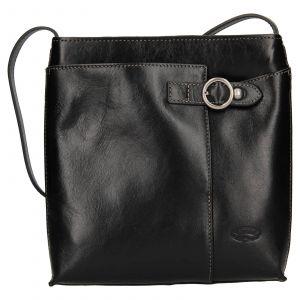 Dámská crosbody kabelka Katana Valentina – černá