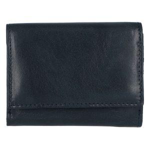 Dámská kožená peněženka tmavě modrá – Tomas Gulia tmavě modrá