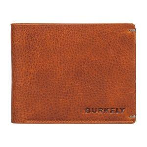 Pánská kožená peněženka Burkely Neah – koňak