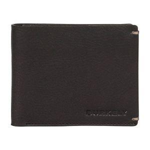 Pánská kožená peněženka Burkely Neah – černá