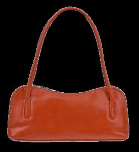 Oranžové dámské kabelky do ruky Ciosa Arancione