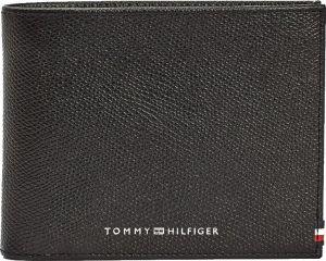 Tommy Hilfiger Pánská kožená peněženka Business Cc Flap And Coin AM0AM06729BDS