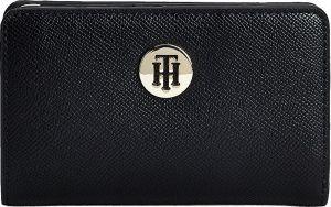 Tommy Hilfiger Dámská peněženka HONEY MED HALF ZA Black AW0AW08023BDS