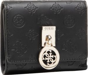 Guess Dámská peněženka Ninnette Slg Small Trifold SWSG78 77430 black-bla