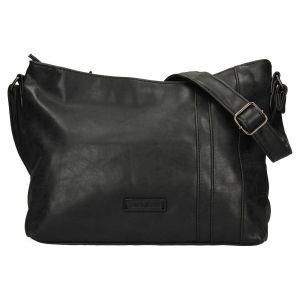 Dámská crossbody kabelka Enrico Benetti Laura – černá