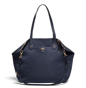 Lipault Dámská shopper kabelka Plume Avenue – tmavě modrá